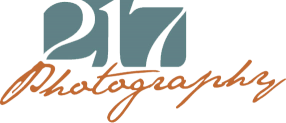 Philadelphia wedding photographer | 217 Photography logo