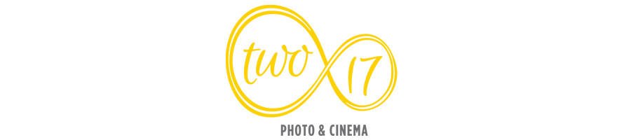 Philadelphia Wedding Photographer | Two17 Photo & Cinema logo